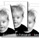 Baby og børn pasfoto Lorentsen Aarhus